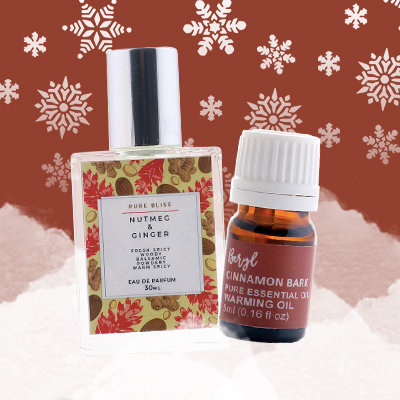 13 Scents That Will Get You Into the Holiday Spirit