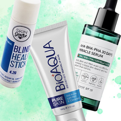 9 Bestsellers Our Acne-Prone Customers Swear By