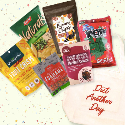 Get FREE Tote Bags With These P500+ Christmas Food Bundles!