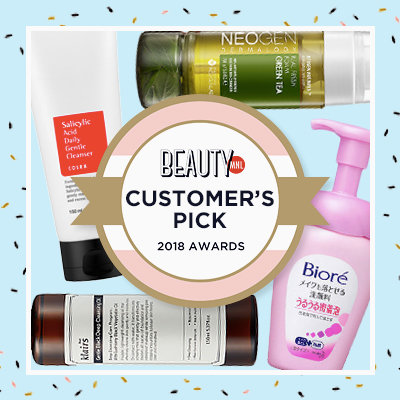 Bmnl awards customer picks cleanser square