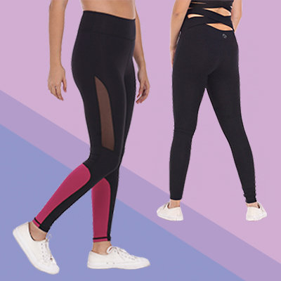 8 Leggings & Shorts That Flatter Real Women