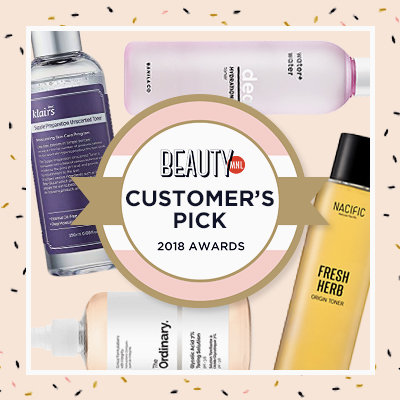 Customer's Pick: The 20 Best Reviewed Toners of 2018