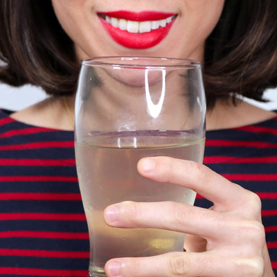 How to Prevent Holiday Bloat With One Drink