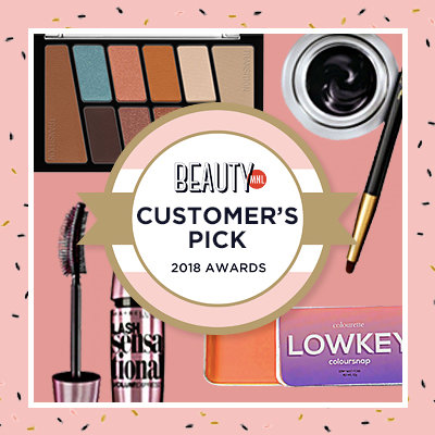 Customer's Pick: The 20 Best Reviewed Eye Makeup Products of 2018