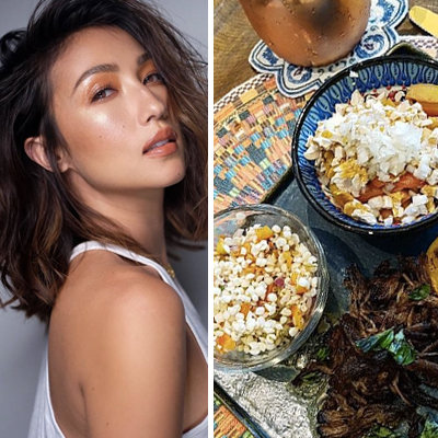 What Solenn Heussaff Eats Instead of White Rice