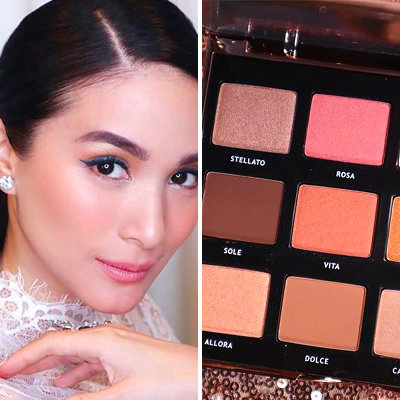 Heart Evangelista's Go-To Eyeshadow Palettes Are Now on BeautyMNL