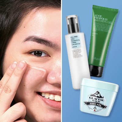 Tried-And-Tested: 3 Lightweight Moisturizers Made for Oily Skin