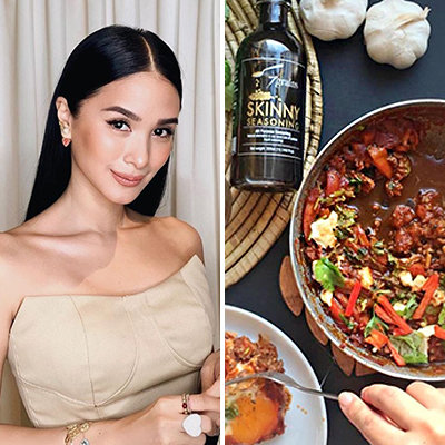 We've Got the Diet-Friendly Soy Sauce That Heart Evangelista Loves