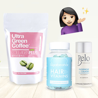 5 Popular Wellness Products for Clear Skin & Shiny Hair