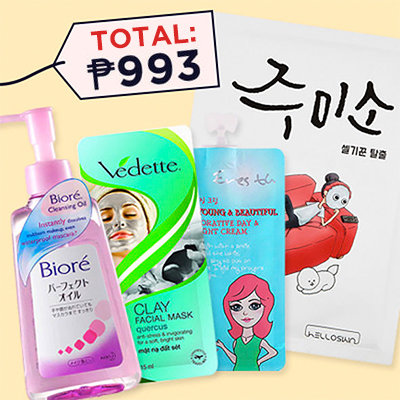 The P1,000 Sunday Skin Routine That Will Start Your Week Right