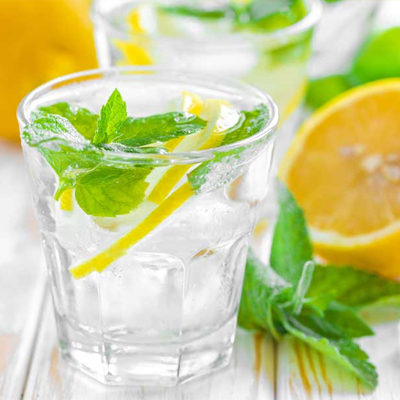 Get-Pretty Recipe: Detox Water