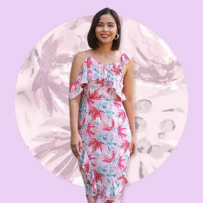 Not Into Florals? These Super Cute Outfits Might Change Your Mind