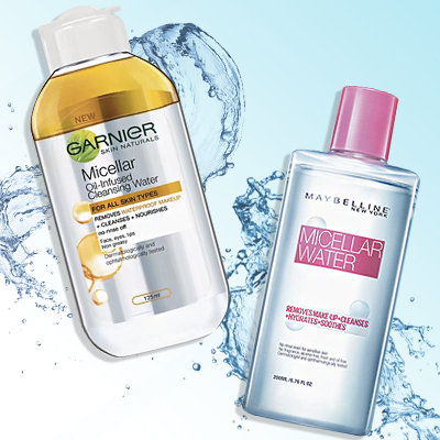 6 Micellar Waters That Work As Well As Your Favorite Cleansing Balm