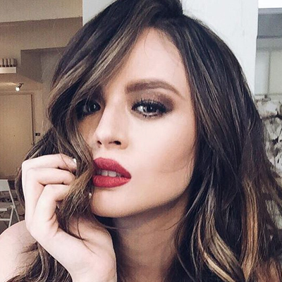Georgina Wilson Is the New Face of Maybelline