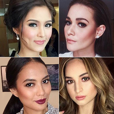 Our Favorite Beauty Looks from the Star Magic Ball