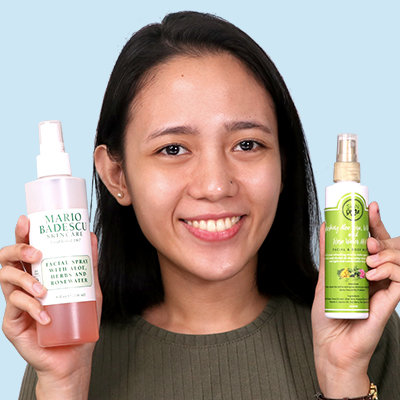 Is This P200 Mist a Dupe For Mario Badescu's Famous Rosewater Spray?