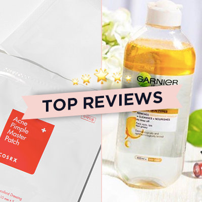 Top Reviews This Week: COSRX, Maybelline, and More!