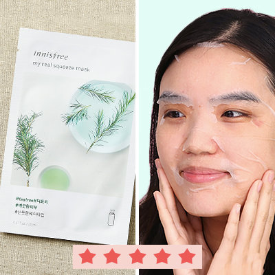The Best Sheet Masks in K-Beauty, According to Customers