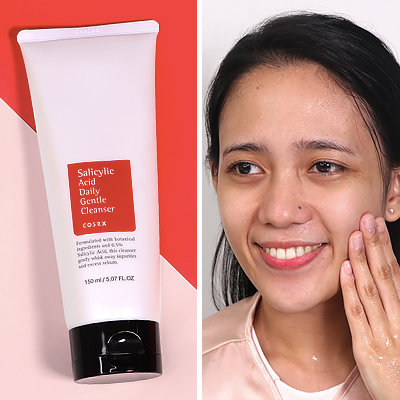 This Acid Cleanser Prevents Pimples Better Than Any Other Treatment