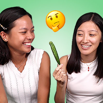 Watch: Two Girls Who Hate Vegetables Try Veggie Snacks