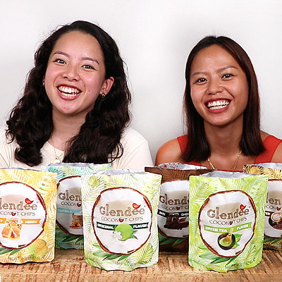 Watch: Coconut Lovers Try Coconut Chips for the First Time