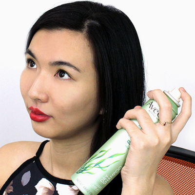Our Officemates Try Dry Shampoo for the First Time