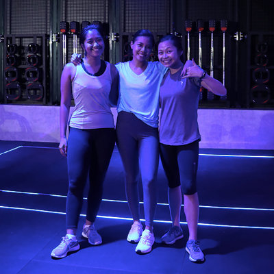 "3 Girls Try the ""Most Effective Workout"" in the World"