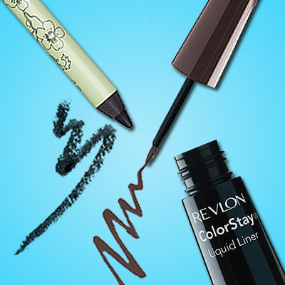 7 Black & Brown Eyeliners for Every Day