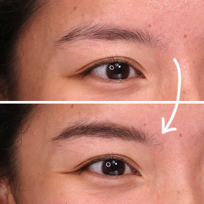 "The One Step Brow Routine for Girls Who Want All-""Natural"" Brows"