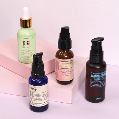 The Best 5-Star Dupes For Expensive, Fan-Favorite Serums