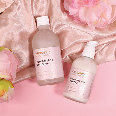 This Is the Serum + Lotion Duo You Need for Absolutely Radiant Skin