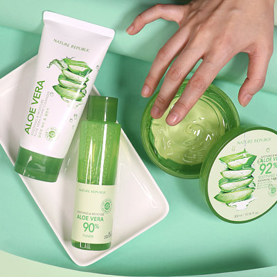 Everything Under P500: The Aloe Vera Routine for Sensitive Skin