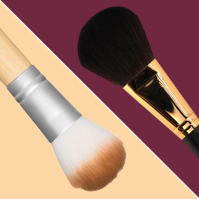 Splurge vs. Save: Powder Brush Edition