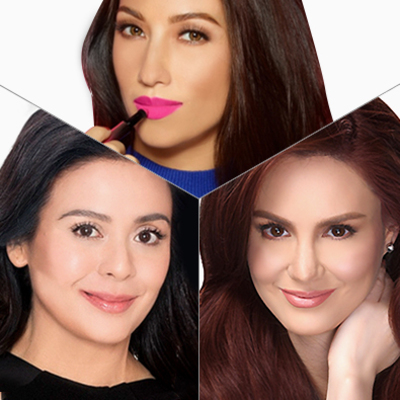 5 Beauty Questions with the New Filipina L'Oréalistas