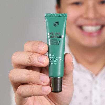 Guys Will Love This Serum-Concealer That Banishes Eyebags