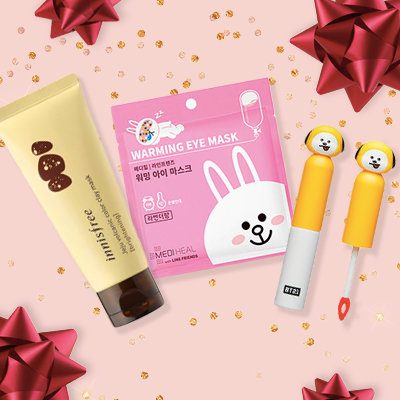 6 K-Beauty Gifts for the K-Addicts in Your Barkada