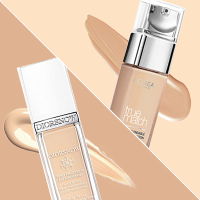 Splurge vs. Save: Liquid Foundation Edition