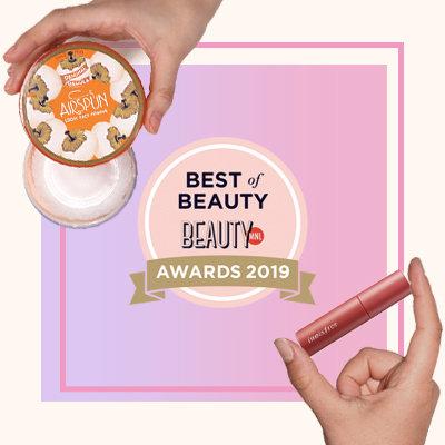 Bmnl awards 2019 makeup square