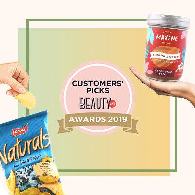 Customers' Picks: The 20 Best Reviewed Snacks of 2019