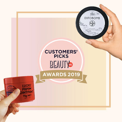 Customer's Pick: The 20 Best Reviewed Body Treatments of 2019