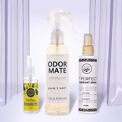 11 Products to Get Rid of Every Odor Possible