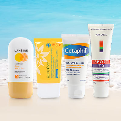Best in SPF: Our Favorite Sun Shields for Summer