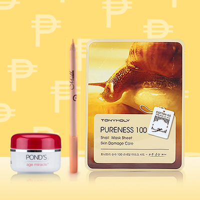 Budget Beauty: 10 More Things You Can Buy with P100