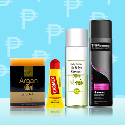 Budget Beauty: 10 More Things You Can Buy with P200