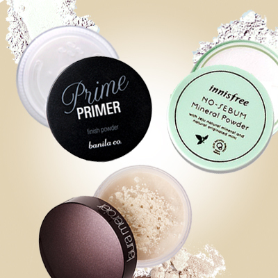 These Setting Powders Will Keep You as Fresh as a Daisy