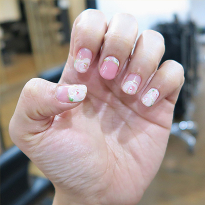 This Is Exactly What Goes on During a Japanese Manicure