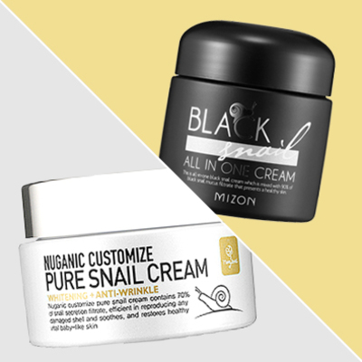Splurge vs. Save: Snail Cream Edition