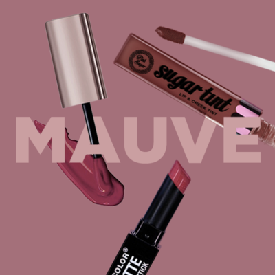 The 8 Most Popular Mauve Lipsticks We've Sold This Year