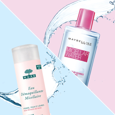 Splurge vs. Save: Micellar Water Edition