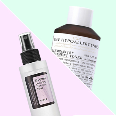 Splurge vs. Save: Clarifying Toner Edition